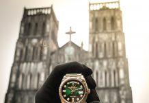 Thu mua đồng hồ Rolex Day-date tại Gia Bảo Luxury Hà Nội