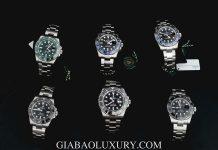 Thu mua đồng hồ Rolex Submariner chính hãng tại Gia Bảo Luxury